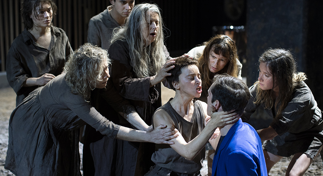 Electre / Oreste d'Euripide, mis en scène par Ivo van Hove - Critique sortie Théâtre Paris Comédie-Française