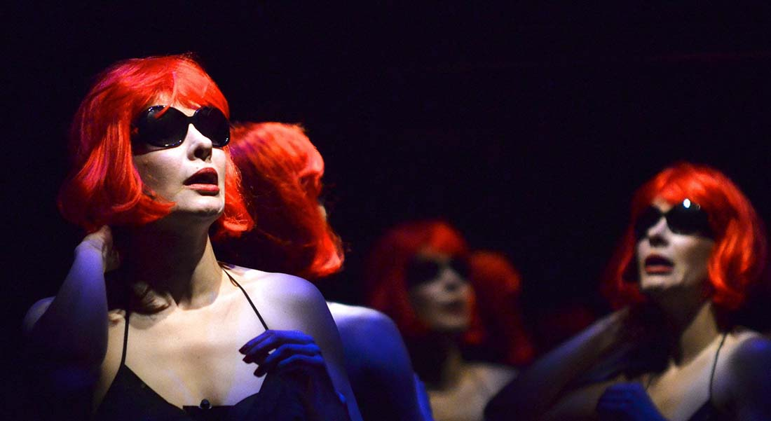 Fantaisies, l'idéal féminin n'est plus ce qu'il était de Carole Thibaut - Critique sortie Théâtre DIJON Théâtre Dijon Bourgogne - Centre Dramatique National