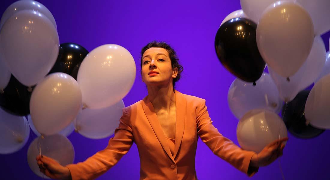 La fonction de l'orgasme de Didier Girauldon, Constance Larrieu et Jonathan Michel - Critique sortie Théâtre Paris Théâtre de la Reine Blanche