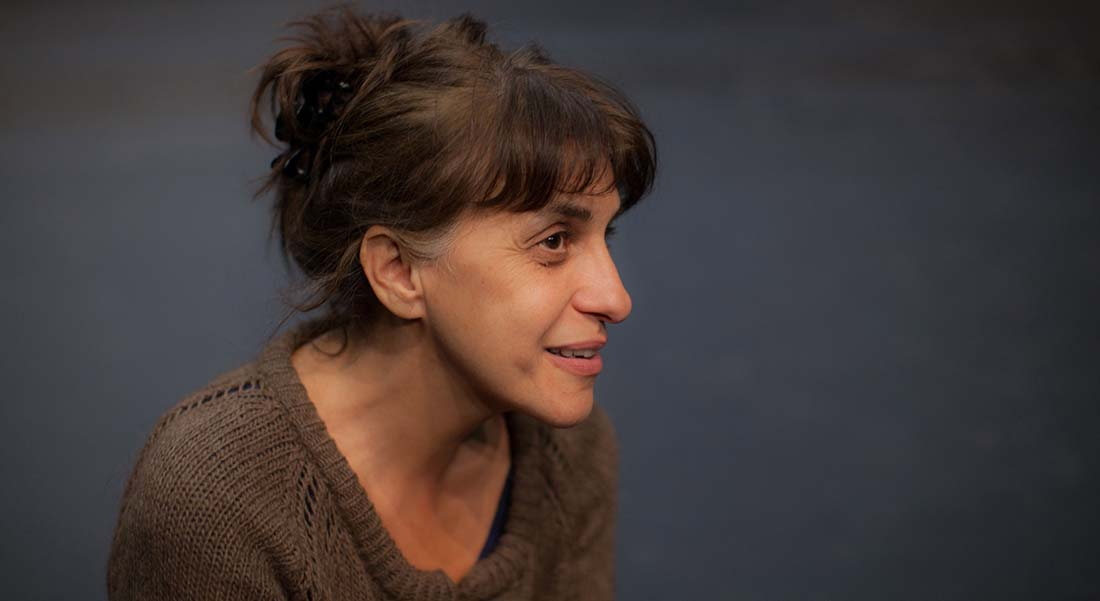 Vues lumière de Isabelle Lafon - Critique sortie Théâtre Paris Théâtre de la Colline