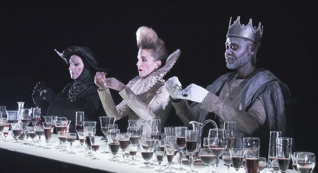 Le Théâtre Gérard-Philipe de Saint-Denis lance une double invitation à Georges Lavaudant. - Critique sortie Théâtre saint denis Théâtre Gérard Philippe