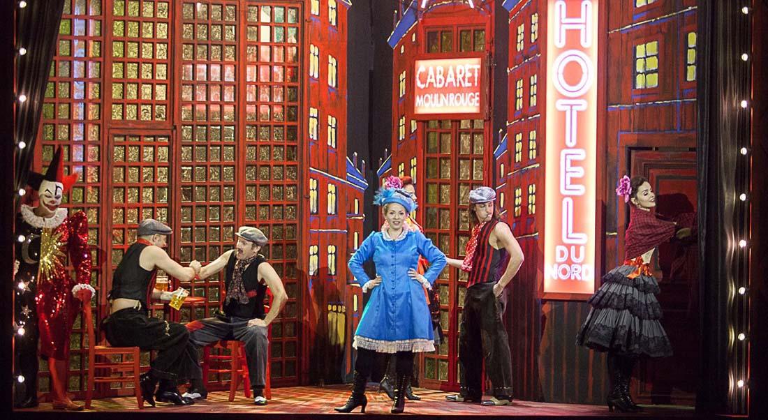 Pierre-André Weitz et Christophe Grapperon dans « Mam'zelle Nitouche » de Hervé - Critique sortie Classique / Opéra Paris Théâtre Marigny