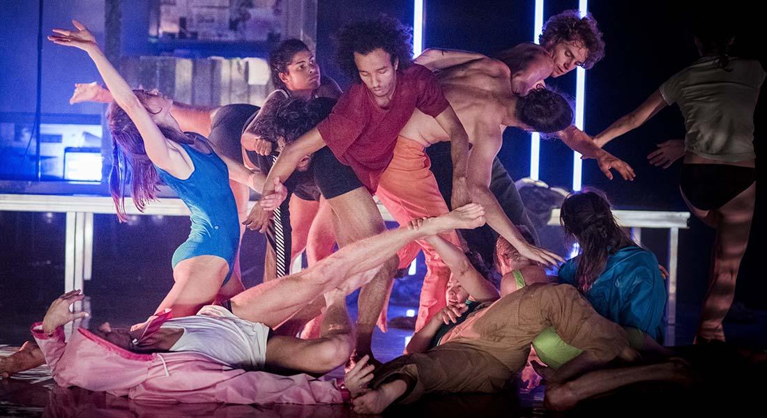 NEAR avec le  Ballet Cullberg, chorégraphie Eleanor Bauer. - Critique sortie Danse Bobigny MC93 - Maison de la culture de Seine-Saint-Denis Bobigny