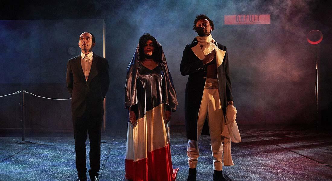 Que viennent les barbares de Myriam Marzouki - Critique sortie Théâtre DIJON Théâtre Dijon Bourgogne - Centre Dramatique National