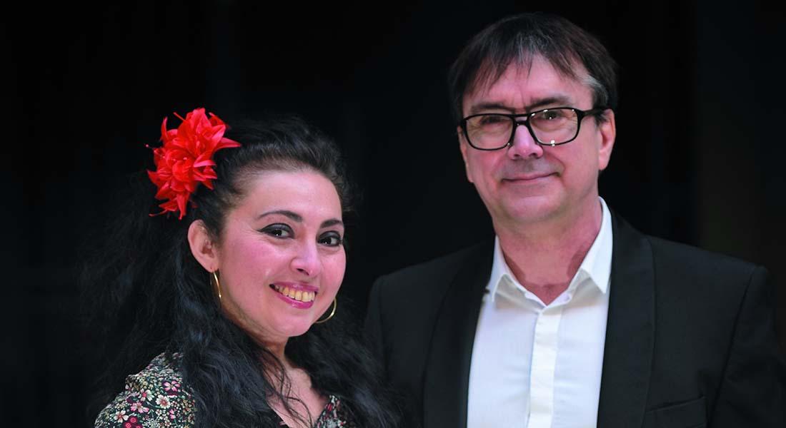 Ramona Horvath et Nicolas Rageau «Le Sucrier Velours» - Critique sortie Jazz / Musiques Paris _Sunside