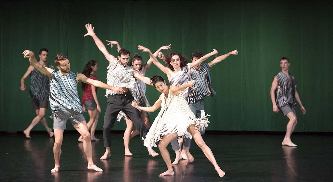 Transparent Monster – Flot avec le Ballet de Lorraine - Critique sortie Danse Paris theatre de l'aquarium