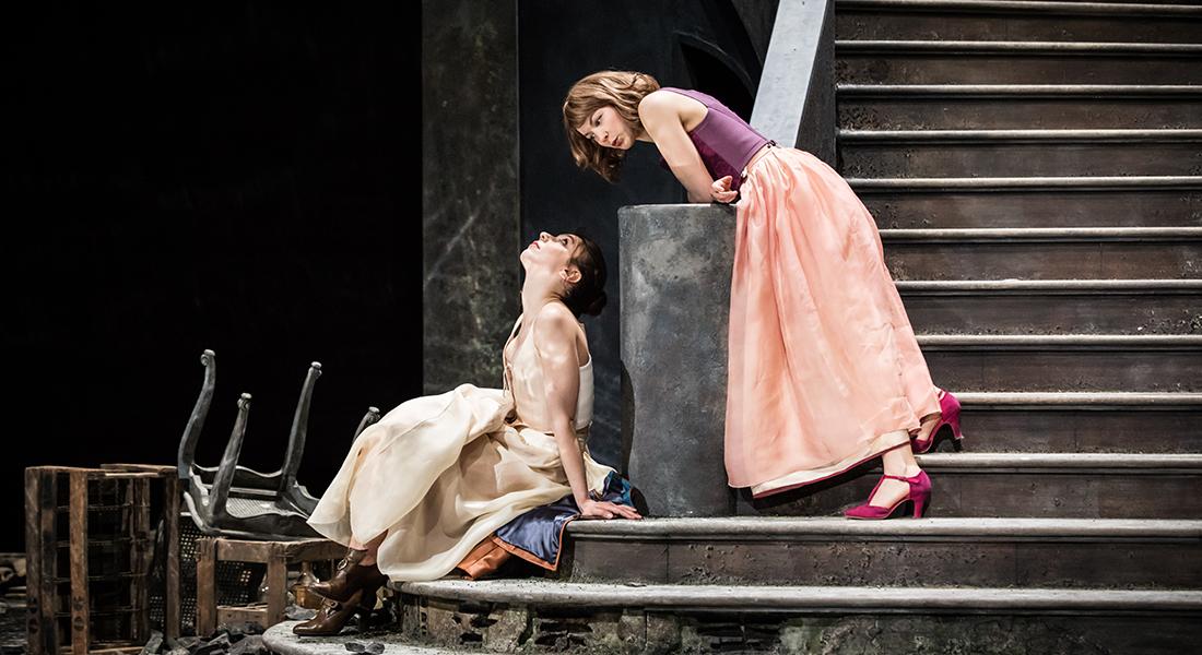 La Place Royale de Corneille, mis en scène par Claudia Stavisky - Critique sortie Théâtre Lyon Célestins – Théâtre de Lyon