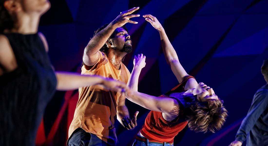 Africa 2020 avec Salia Sanou, Danielle Gabou, Serge-Aimé Coulibaly et Dalisa Pigram - Critique sortie Théâtre Paris Chaillot - Théâtre national de la danse