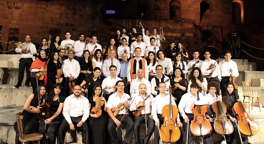 Arab Youth Philharmonic Orchestra - Critique sortie Classique / Opéra Paris