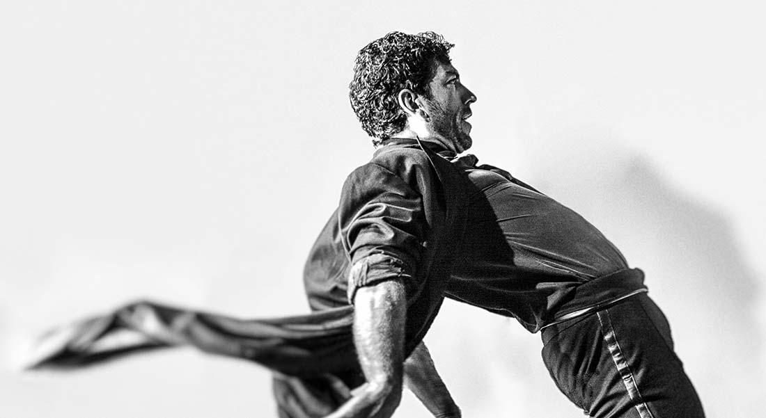 La quatrième Biennale d'Art Flamenco Avec David Coria, Eva Yerbabuena, Ana Morales, Olga Pericet, Tomatito,   Rocio Molina, Marie-Agnès Gillot, Andrés Marín et Christian Rizzo - Critique sortie Danse Paris Chaillot - Théâtre national de la danse