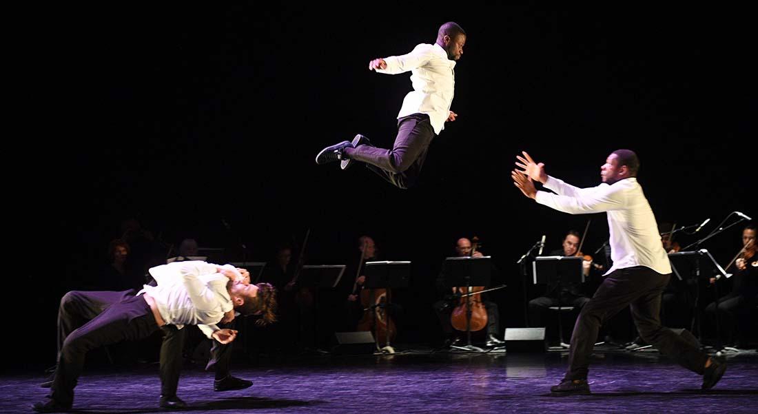 Un break à Mozart de Kader Attou - Critique sortie Danse Paris