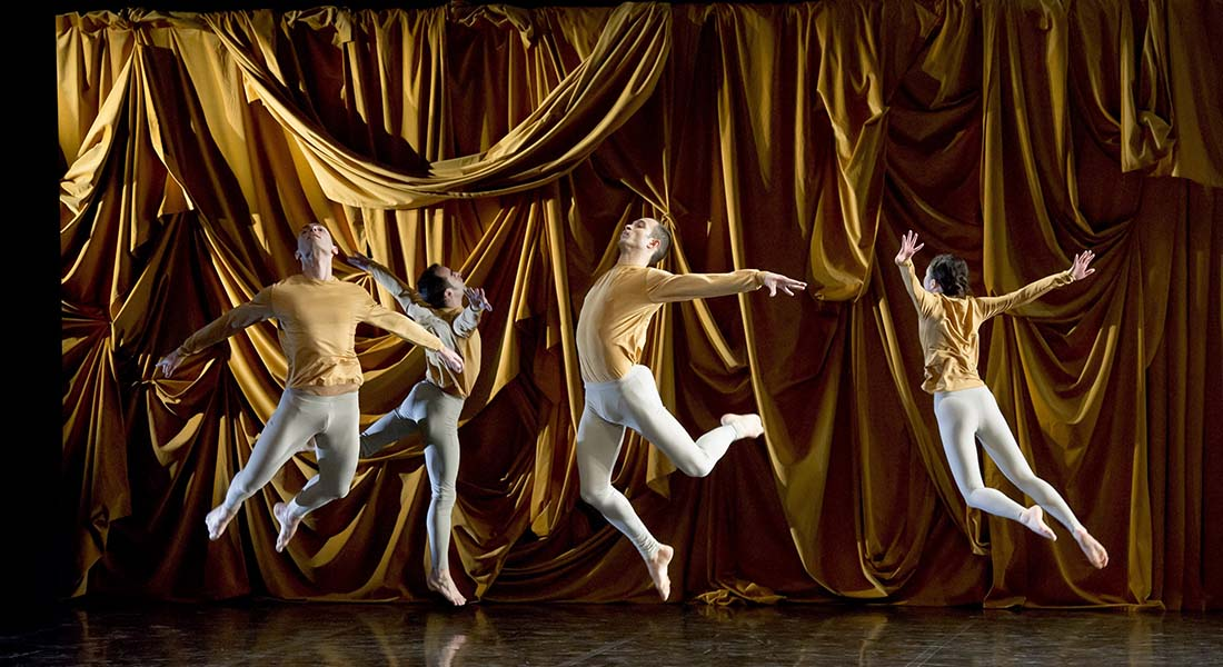 Centenaire Merce Cunningham - Critique sortie Danse Paris Chaillot - Théâtre national de la danse