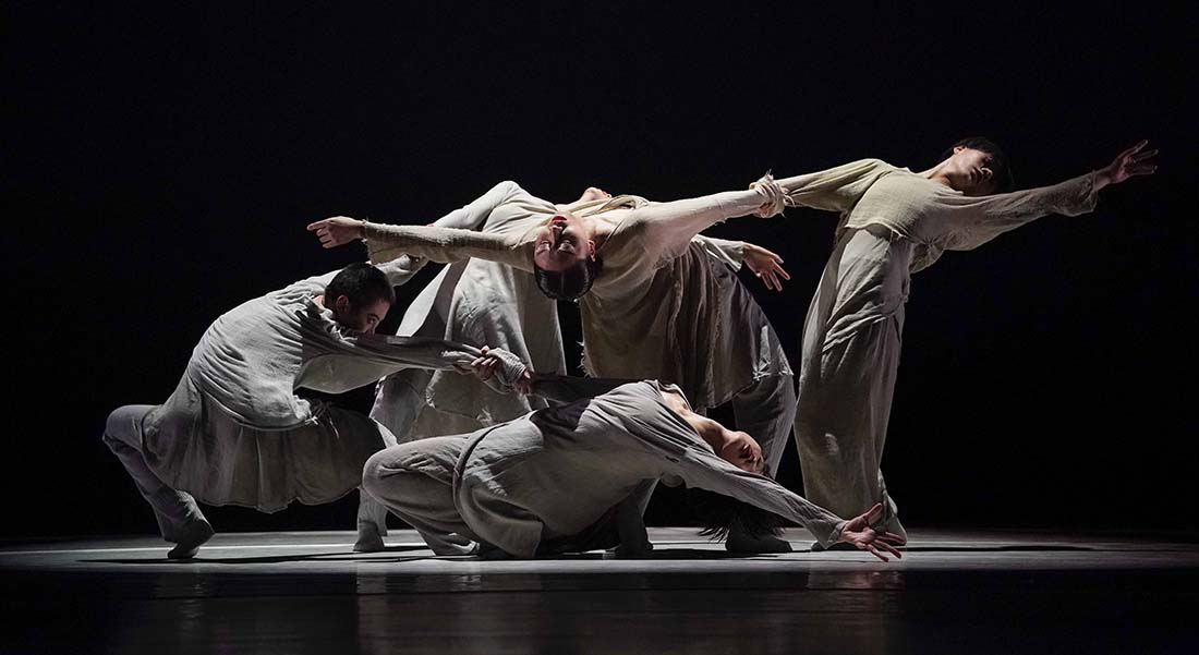 From IN de Xie Xin - Critique sortie Danse Paris