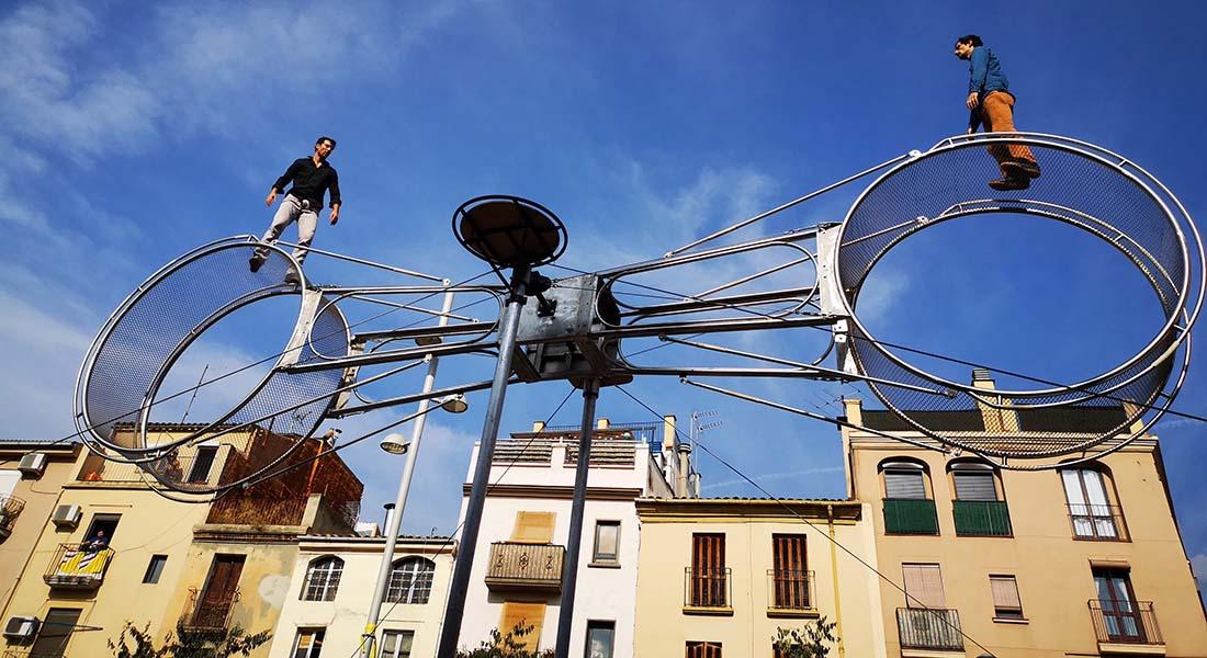 Le Festival d'Alba avec La Cascade, Pôle national cirque d'Ardèche - Critique sortie Théâtre Bourg-Saint-Andéol La Cascade