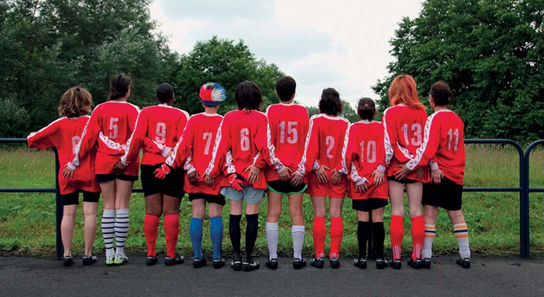 Passement de jambes célèbre le foot au féminin - Critique sortie Théâtre Montreuil Nouveau Théâtre de Montreuil