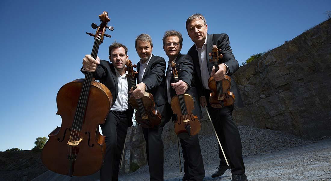 Cordes en ballade, le festival du Quatuor Debussy - Critique sortie Classique / Opéra
