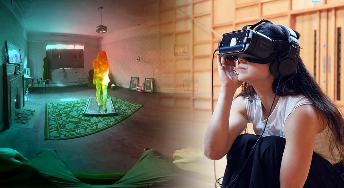Réalités réinventées, des expériences de spectateurs inédites au plus proche des nouvelles technologies. - Critique sortie Théâtre Paris Chaillot - Théâtre national de la danse