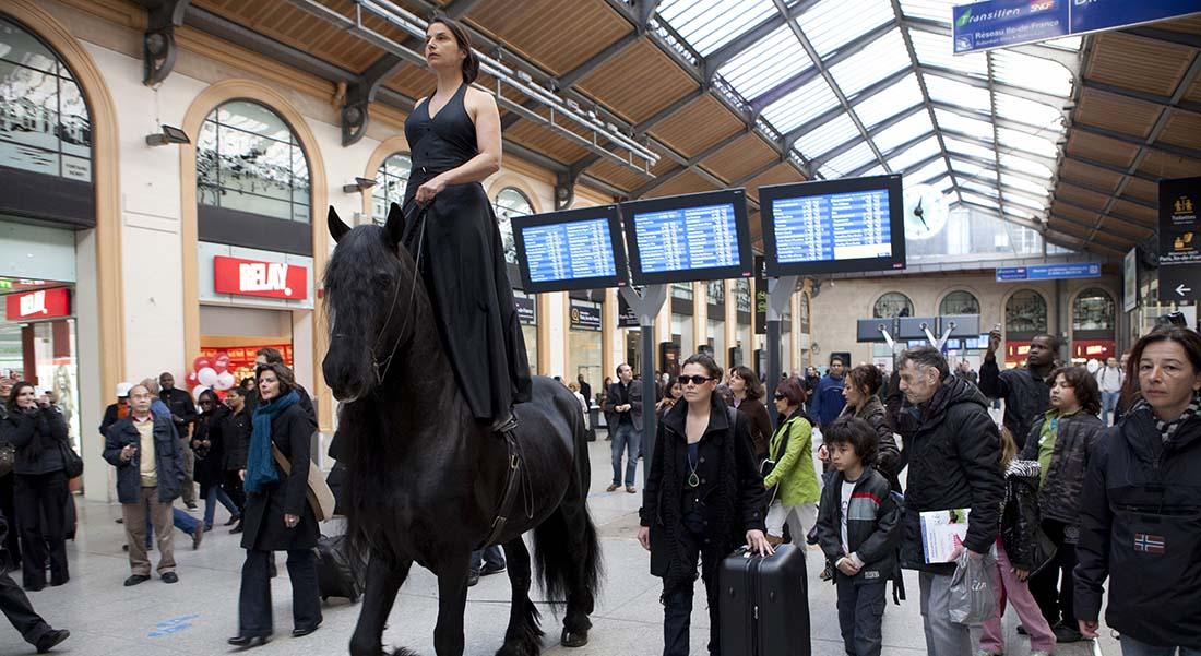Surgissements avec le Théâtre du Centaure - Critique sortie Théâtre Paris