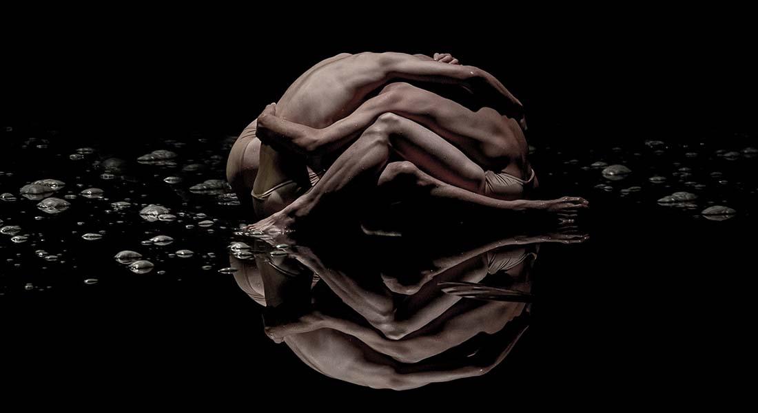 Vessel, chorégraphie par Damien Jalet et Kohei Nawa - Critique sortie Danse Paris Chaillot - Théâtre national de la danse