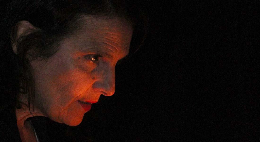 24 heures de la vie d'une femme d'après Stefan Zweig,  conception Marie Guyonnet et Jean Pennec - Critique sortie Avignon / 2019 Avignon Avignon Off. Théâtre des Corps Saints
