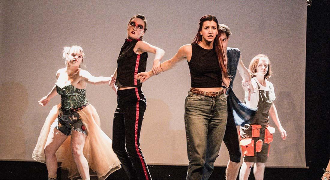 Entends-moi de Laura Bourguignon - Critique sortie Avignon / 2019 Avignon Avignon off. Théâtre Transversal