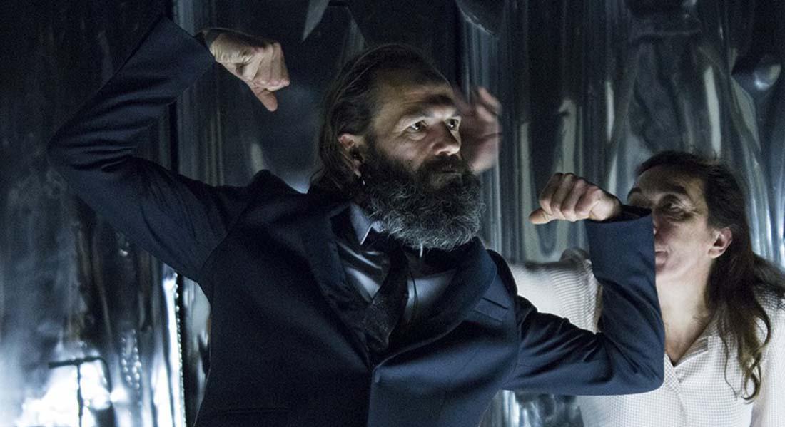 Un Homme d'après Charles Bukowski, mis en scène par Gaël Leveugle - Critique sortie Avignon / 2019 Avignon Avignon Off. Caserne des Pompiers