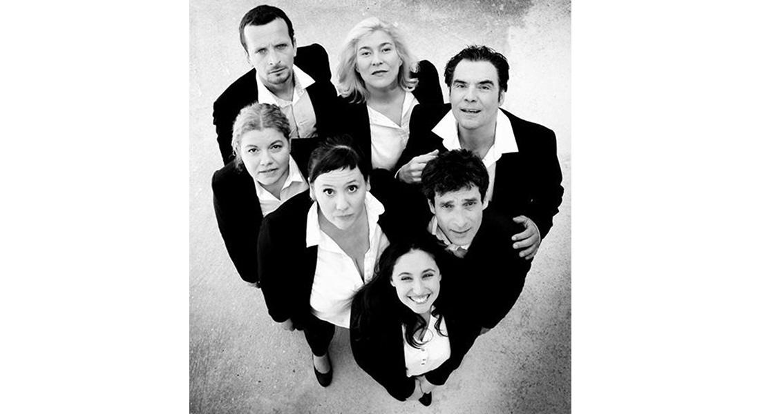 Allons enfants ! (Originale version de l'Histoire de France) avec le groupe Les Epis Noirs - Critique sortie Avignon / 2019 Avignon Avignon Off. Théâtre du Chêne Noir