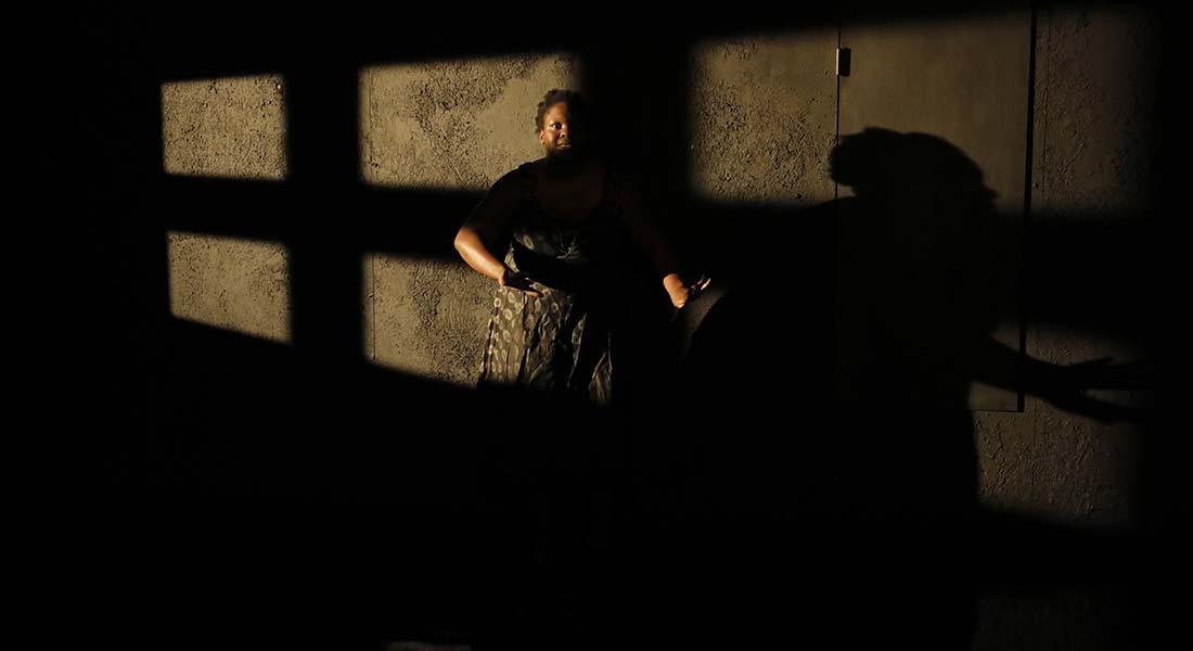 Anguille sous roche d'après Ali Zamir, mis en scène par Guillaume Barbot - Critique sortie Avignon / 2019 Avignon Avignon Off. La Parenthèse