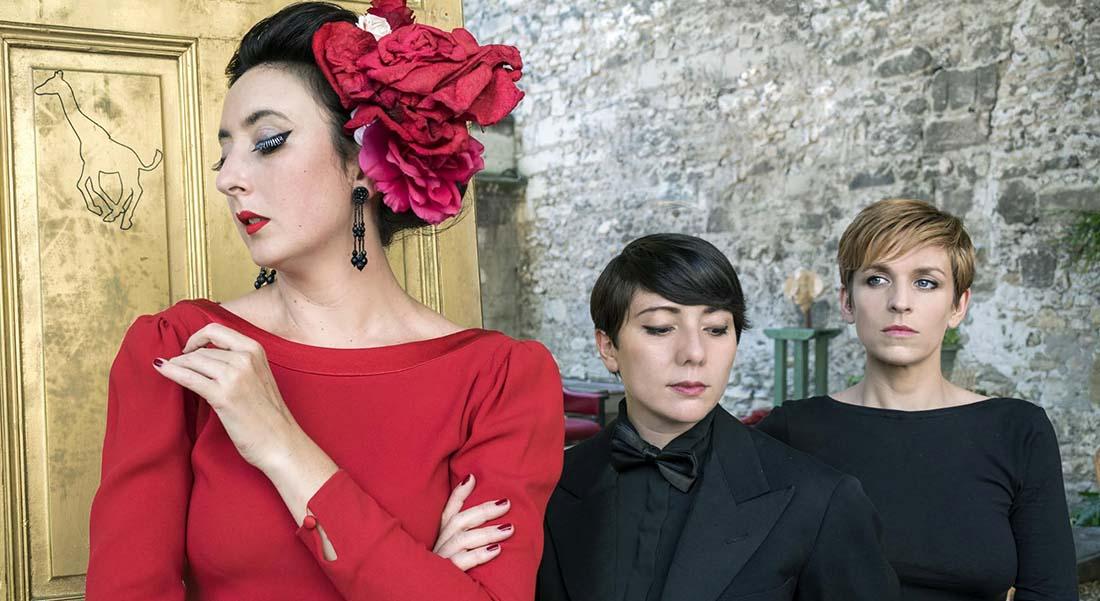 Carmen de la Canciòn, conception et mise en scène Mathilde Dromard et Thibault Patain - Critique sortie Avignon / 2019 Avignon Avignon Off. Les Hauts Plateaux