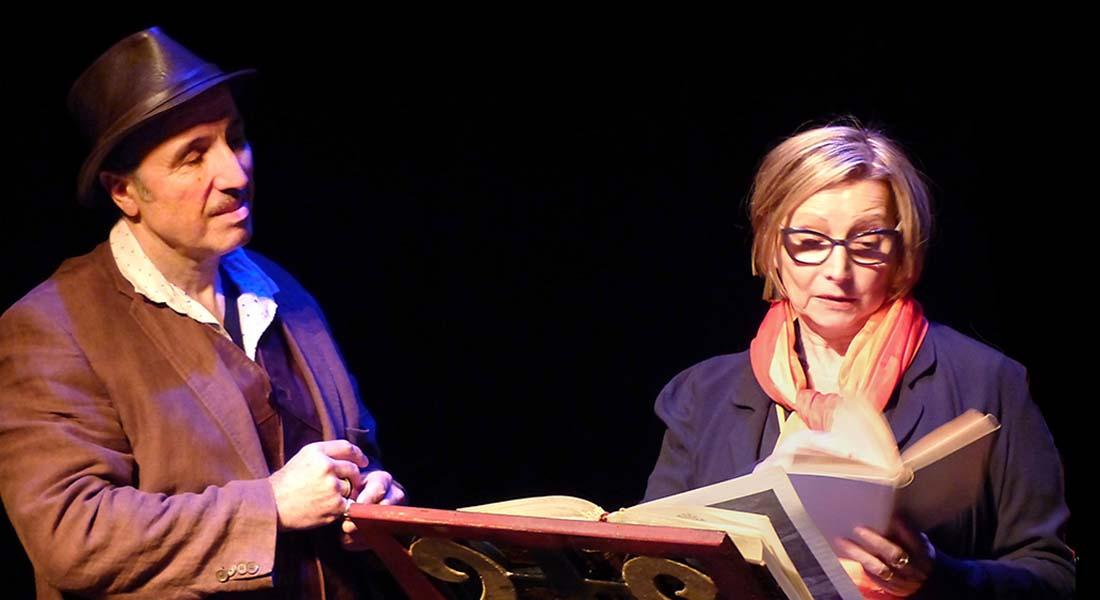 CARMEN FLAMENCO De Louise Doutreligne d'après l'œuvre de Prosper Mérimée, mis en scène de Jean-Luc Paliès, création et adaptation Flamenco Luis de la Carrasca - Critique sortie Avignon / 2019 Avignon Avignon Off. Théâtre des Gémeaux