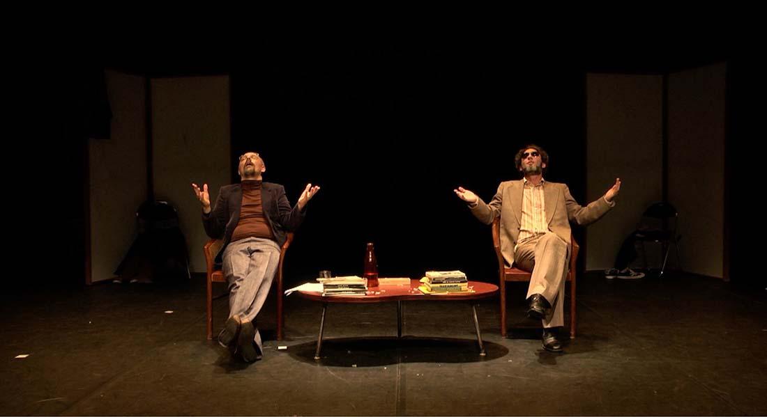 Le Casque et l'Enclume de Cyril Cotinaut et Sébastien Davis - Critique sortie Avignon / 2019 Avignon Avignon Off. Théâtre des Carmes-André Benedetto