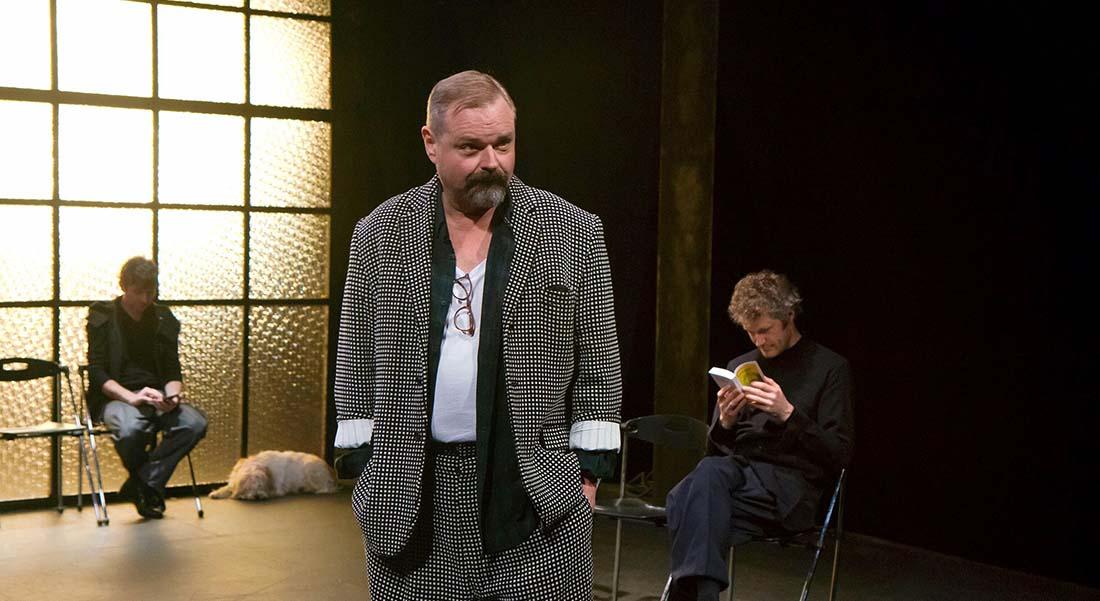 Crâne de Patrick Declerck, mis en scène par Antoine Laubin - Critique sortie Avignon / 2019 Avignon Avignon Off. Théâtre des Doms
