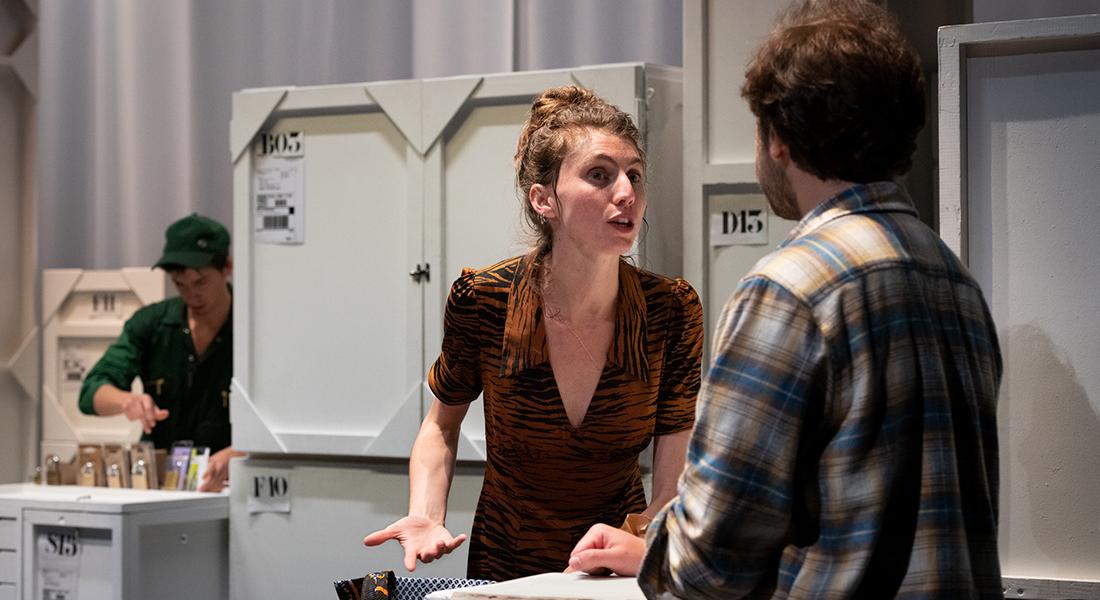 Des cadavres qui respirent de Laura Wade, mis en scène par Chloé Dabert - Critique sortie Théâtre Toulouse Théâtre de la Cité - Centre dramatique national Toulouse Occitanie