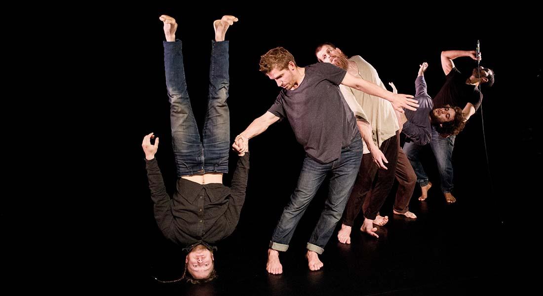 Des gens qui dansent (petites histoires des quantités négligeables) par Mathieu Desseigne-Ravel - Critique sortie Avignon / 2019 Avignon Avignon Off. CDC Les Hivernales