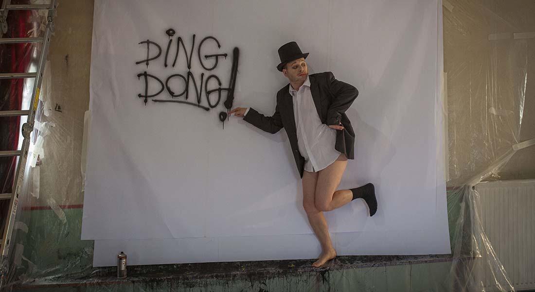 Ding Dong d'après Georges Feydeau, mis en scène par Natalie Royer - Critique sortie Avignon / 2019 Avignon Avignon Off. La Scierie