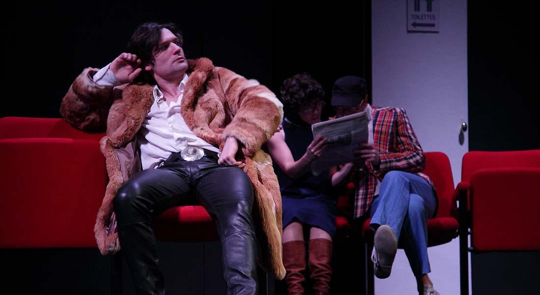 Dom Juan d'après Molière, mis en scène par Jean-Charles Raymond - Critique sortie Avignon / 2019 Avignon Avignon Off. Théâtre du Chêne Noir