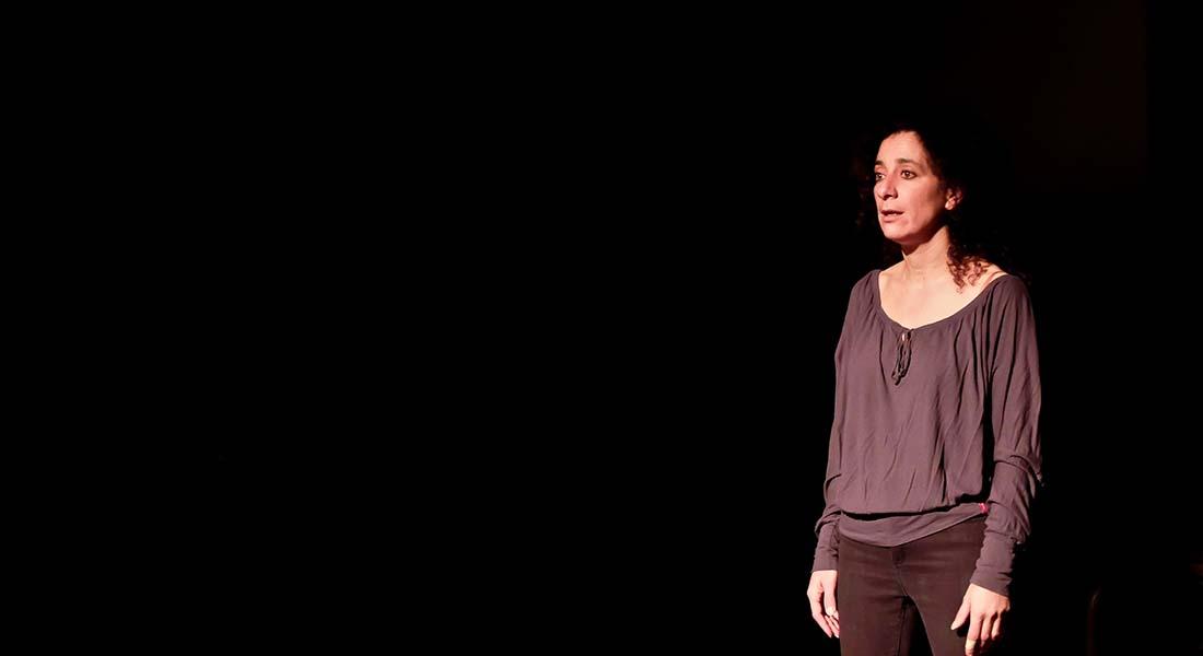 Du Nord au Sud, récit d'une expérience de et avec Wilma Lévy - Critique sortie Avignon / 2019 Avignon Avignon Off. Théâtre L'Entrepôt