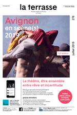 LA TERRASSE – AVIGNON EN SCÈNE(S) – JUILLET 2019 - Critique sortie