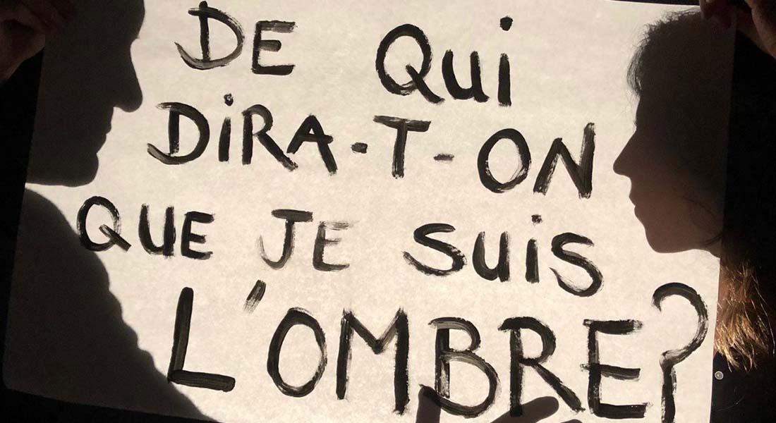 De qui dira-t-on que je suis l'ombre ? De Camille Trouvé et Fabrizio Montecchi - Critique sortie Théâtre Charleville-Mézières