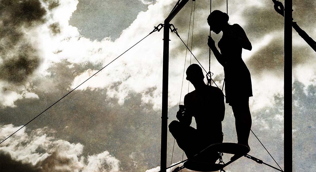 Heures séculaires de et avec Laura de Lagillardaie et Olivier Brandicourt - Critique sortie Avignon / 2019 Avignon Avignon Off. Jardin du musée Vouland
