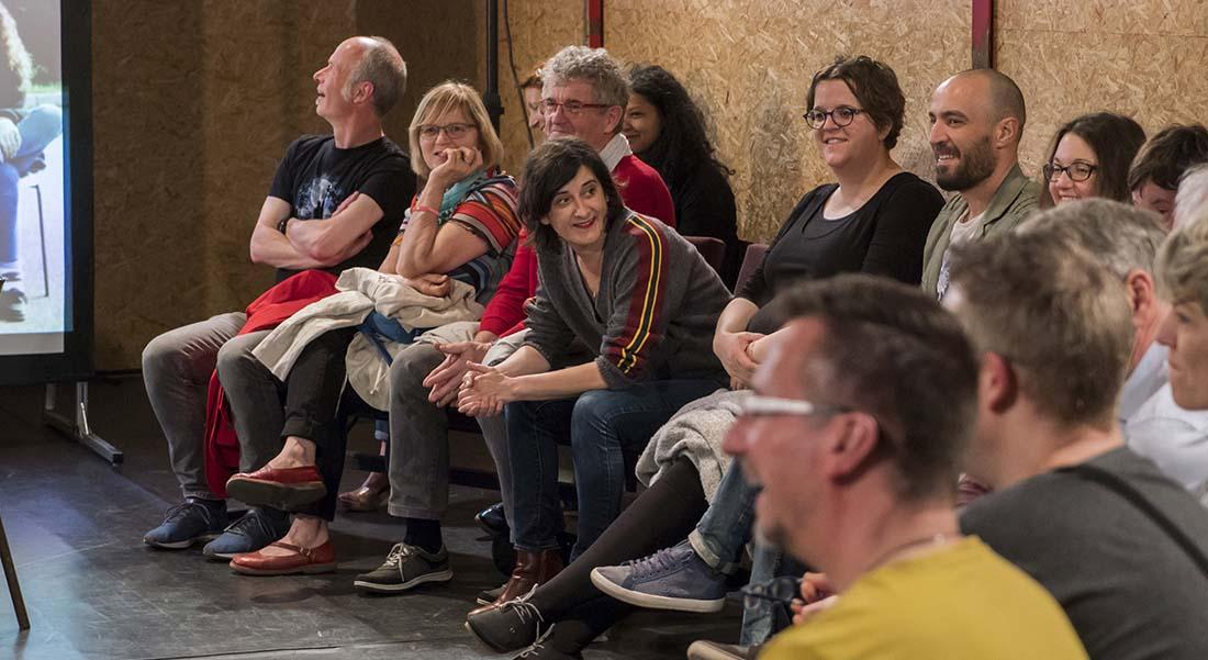 Les Imposteurs, d'Alexandre Koutchevsky, mis en scène par Jean Boillot - Critique sortie Avignon / 2019 Avignon Avignon Off. 11 Gilgamesh Belleville