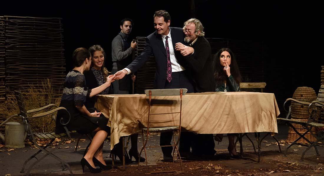 L'Avare de Molière, mise en scène de Frédérique Lazarini - Critique sortie Avignon / 2019 Avignon Avignon Off. Théâtre des 3 Soleils