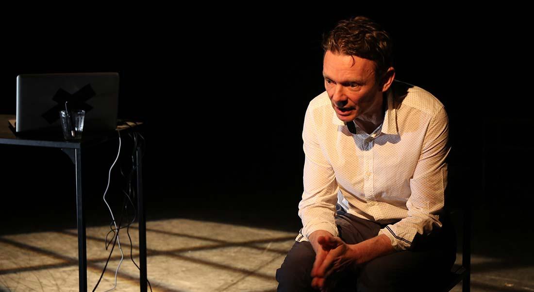 La Magie lente de Denis Lachaud, mis en scène de Pierre Notte - Critique sortie Avignon / 2019 Avignon Avignon Off. Artéphile