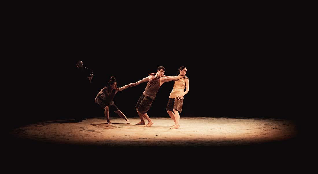 L'Ambition d'être tendre, chorégraphie de Christophe Garcia - Critique sortie Avignon / 2019 Avignon Avignon Off. Théâtre Golovine