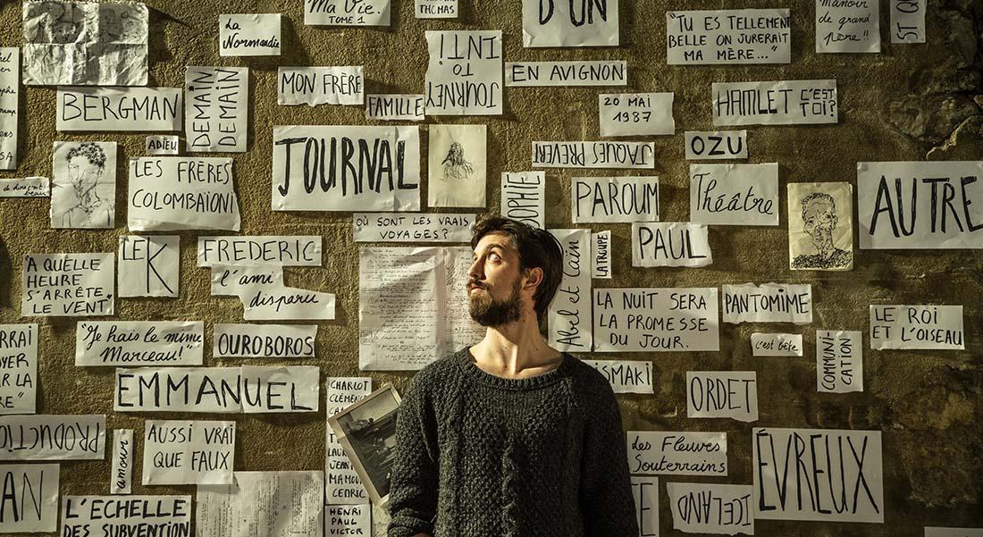 Le journal d'un autre de Simon Falguières - Critique sortie Avignon / 2019 Avignon Festival Off. Théâtre du Train Bleu
