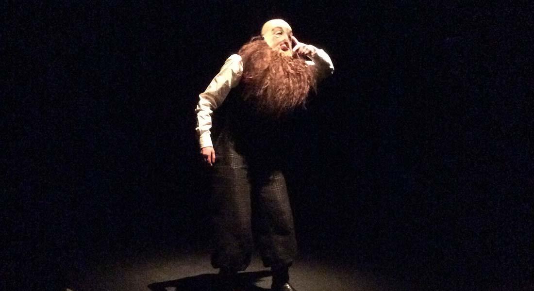 Le Pays où l'on n'arrive jamais d'André Dhôtel, adaptation et mise en scène de  Godefroy Ségal - Critique sortie Avignon / 2019 Avignon Avignon off. Théâtre Transversal