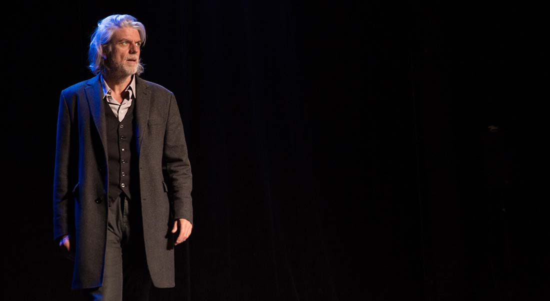 Le Rêve d'un homme ridicule de de Fiodor Dostoïevski, mis en scène par Olivier Ythier - Critique sortie Avignon / 2019 Avignon Avignon Off. Théâtre de l'étincelle