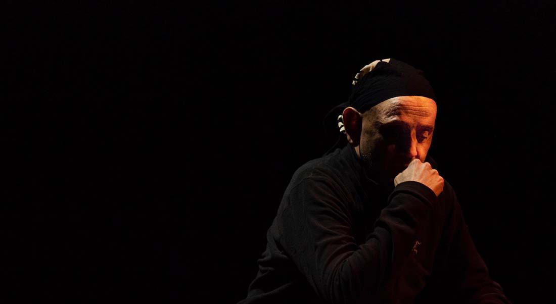Ma Colombine de Fabrice Melquiot, mise en scène et jeu Omar Porras - Critique sortie Avignon / 2019 Avignon Avignon Off. 11 Gilgamesh Belleville
