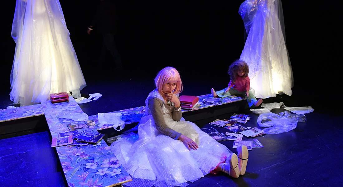 Marys' à minuit de Serge Valletti, mis en scène par Catherine Marnas - Critique sortie Avignon / 2019 Avignon Avignon Off. Théâtre des Halles