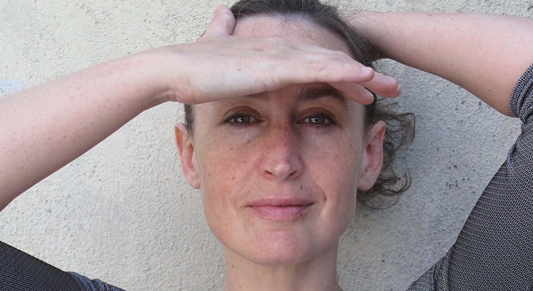 Molly B., une heure dans la peau d'une femme d'après James Joyce, mis en scène et jeu Cécile Morel - Critique sortie Avignon / 2019 Avignon Avignon Off. Théâtre des Lila's